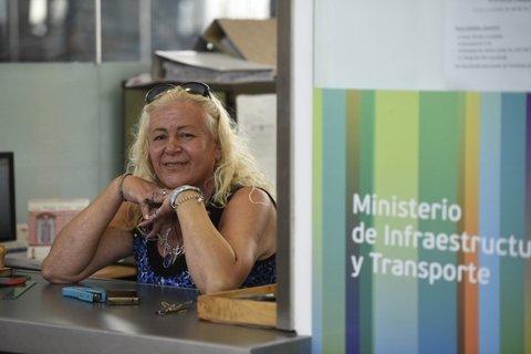 """""""Tengo tanta felicidad de haber logrado esto"""", dijo la primer jubilada trans de Santa Fe"""