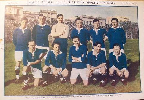 Viejos clubes de fútbol - Segunda parte
