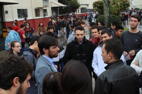 Elecciones de Centro de Estudiantes en la UNLaM
