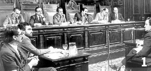 A treinta años del Juicio a las Juntas Militares