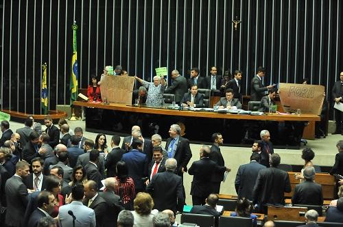 Diputados brasileros apuran la aprobación de la reforma laboral antiobrera
