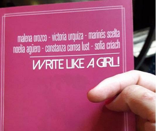 Write Like A Girl!: la escritura como arma