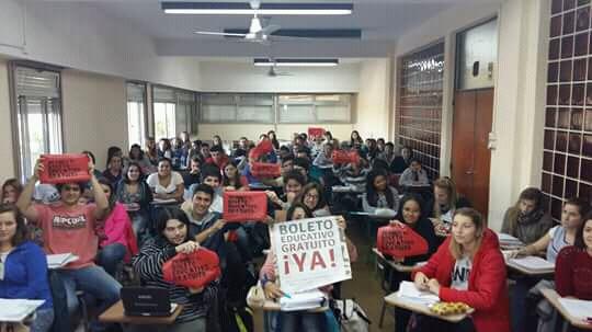 Elecciones en la UNS: Recuperemos los centros de estudiantes para enfrentar la reforma en la educación