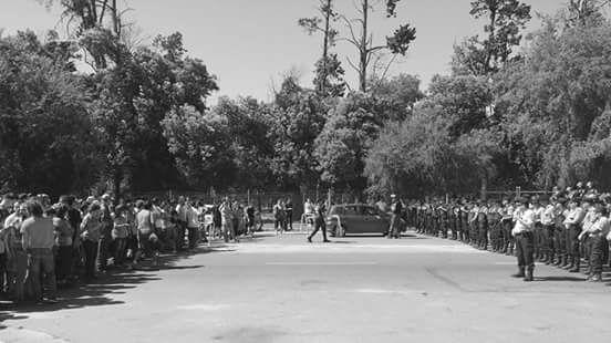 Córdoba: La burocracia estudiantil, sus patotas y la policía