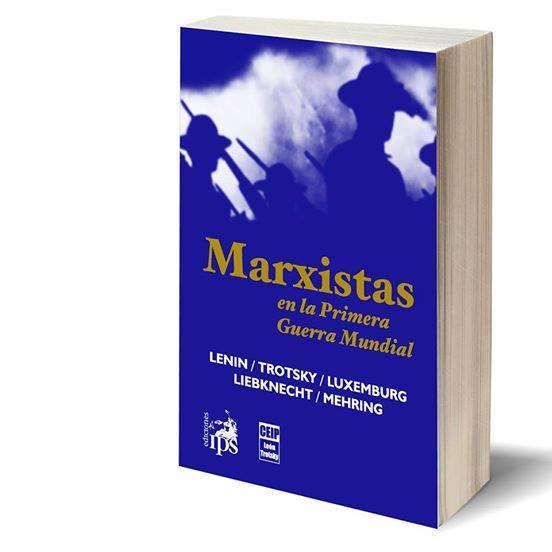 """Presentación del libro """"Marxistas en la Primera Guerra Mundial"""""""