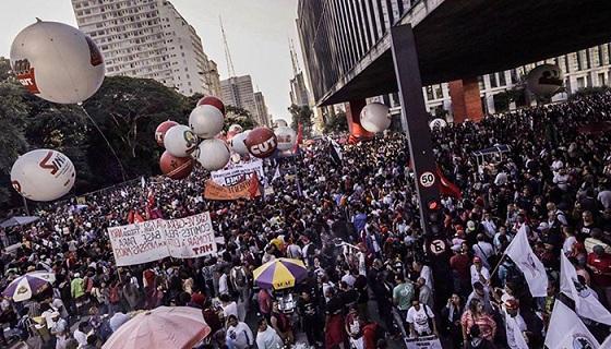 Brasil se prepara para la huelga general este 14 de junio