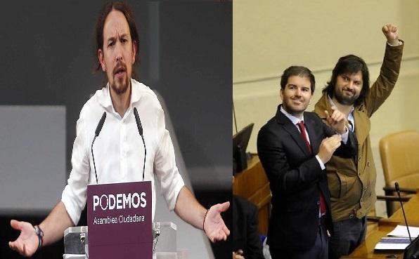 Podemos y la izquierda en Chile ¿Frente Amplio o Frente de independencia de clases?