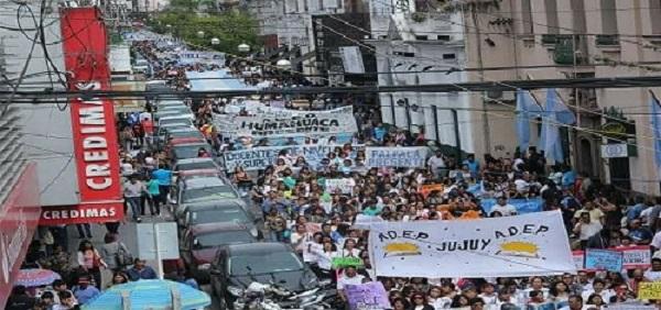 Paro nacional del 24 y 25: ¿Cómo se preparan los gremios docentes en Jujuy?