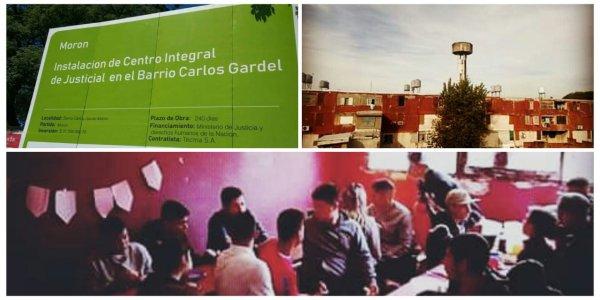 Barrio Carlos Gardel: Vidal contra una escuela y pibes que pasan hambre