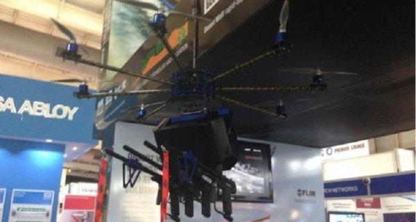 Los drones de Macri para la represión