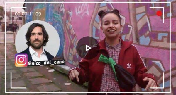 [VIDEO] ¿Por qué les pibes bancamos a Nico del Caño?