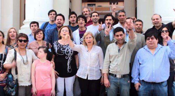 La rectora de la UNT grabó un video en apoyo a Scioli