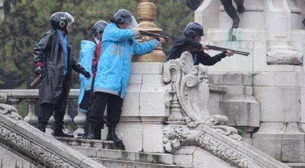 Legislatura porteña: analizan la represión y detenciones ilegales del 24 de octubre