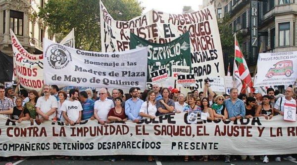 24 de Marzo: a 43 años del golpe, marcha contra Macri, el FMI y los gobernadores
