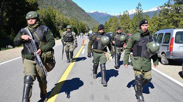 Crimen de Rafael Nahuel: increíble relato justificador del Ministerio de Seguridad