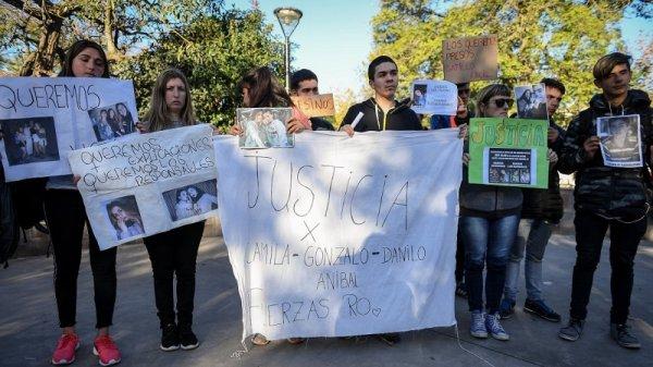 San Miguel del Monte: confirman que la Policía disparó contra el auto