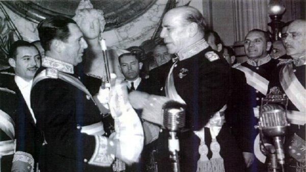 La primera presidencia de Perón (1946-1952)