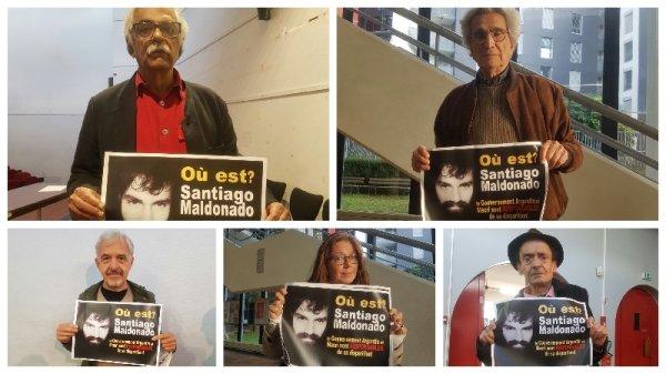 Reconocidos intelectuales se suman a la campaña internacional por Maldonado