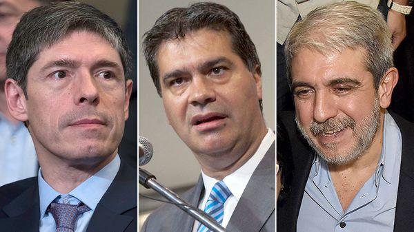 Citan a indagatoria a Juan Manuel Abal Medina, Jorge Capitanich y Aníbal Fernández