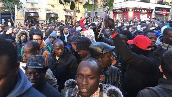 Opresión colonial: del reparto imperial de África al top manta