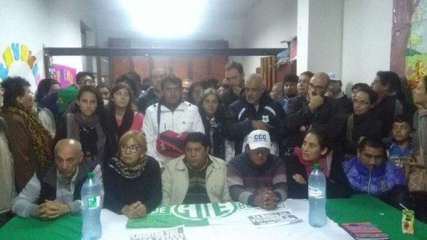 Jujuy: sindicatos movilizarán el lunes por los ocho referentes sindicales y sociales detenidos