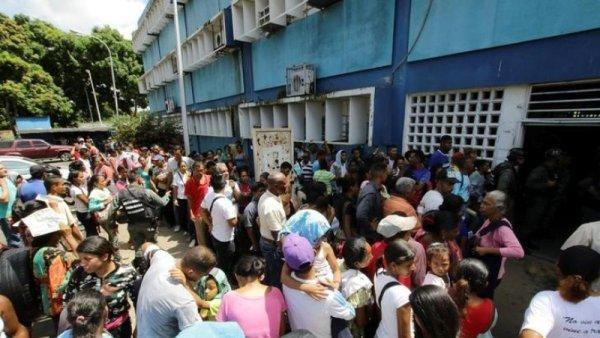 Alarmante crisis sanitaria y de salud en Venezuela en medio de la catástrofe económica y social
