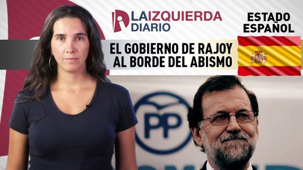 [VIDEO] El Gobierno de Rajoy al borde del abismo