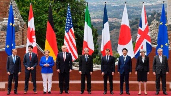 Comienza la Cumbre del G7 en medio de la imposición de aranceles de Estados Unidos