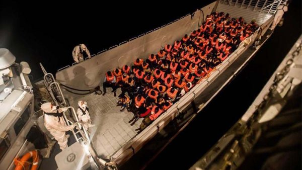 El Aquarius, la xenofobia y la Europa fortaleza