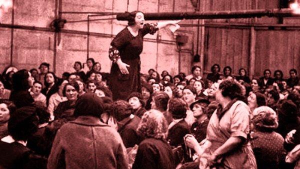 El aborto durante la revolución rusa del 17 y el estalinismo