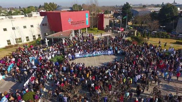 Ante el apoyo popular, Vidal retrocede en el ajuste contra el hospital El Cruce