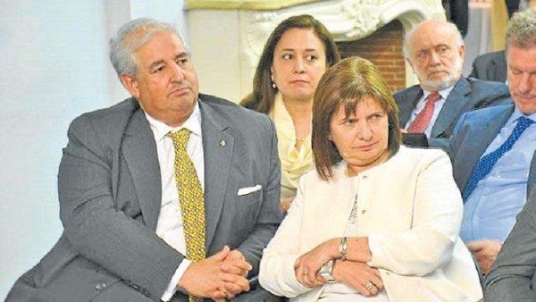 Bullrich quiere controlar el expediente que investiga el espionaje ilegal contra los Maldonado