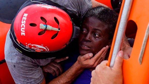 Migrantes: la peor crisis desde la Segunda Guerra Mundial