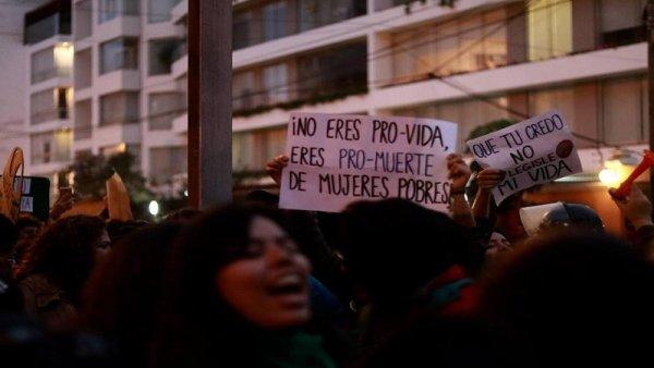 Aborto legal: en Perú también se sintió la marea verde