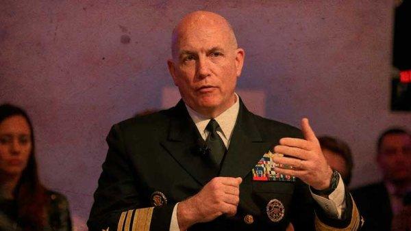 Estados Unidos envió a otro jefe de la represión
