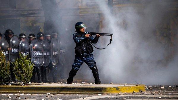 Represión, la otra cara del ajuste de Macri y el FMI