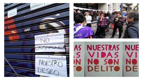Código de Faltas mendocino puso en alerta a organizaciones y activistas de Ciudad de Buenos Aires