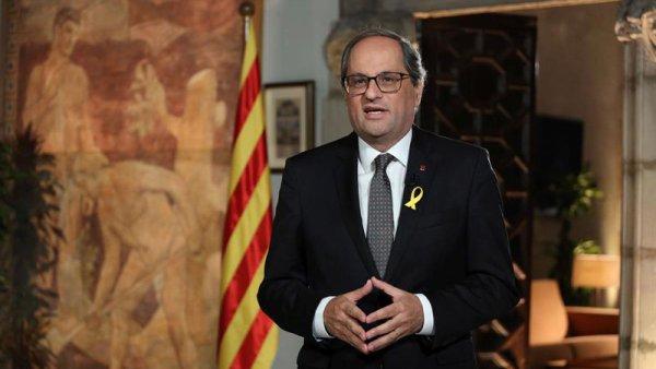 "Pactan nueva ""moción de diálogo"" sobre Cataluña"