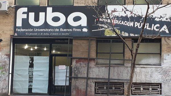 Con tal de no democratizar la FUBA, la UJS-PO se la entrega a La Cámpora
