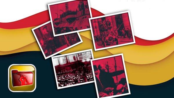 [Dossier] Cien años de la revolución alemana y el asesinato de Rosa Luxemburgo y Karl Liebknecht