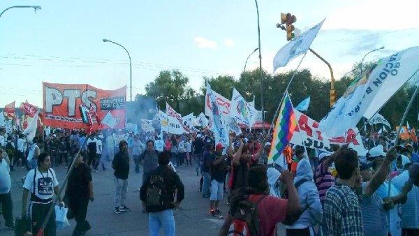 Jujuy: persiguen nuevamente a la izquierda por participar en movilización