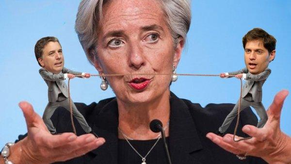 ¿Cuál es el programa para derrotar al FMI y evitar un default como el del 2001?