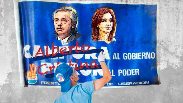 #AlbertoAlGobiernoChristineAlPoder