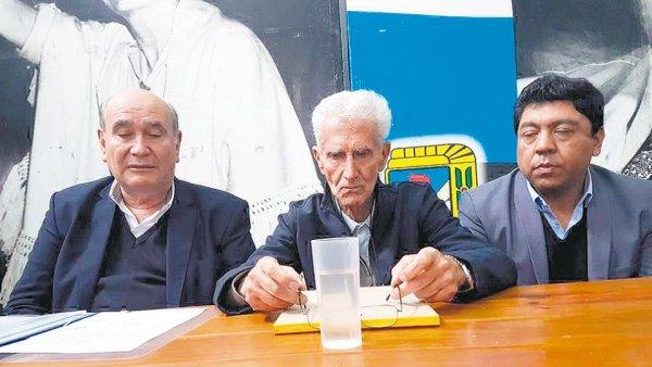 """Alejandro Vilca aseguró que """"con Moisés, Rivarola y Ferreyra no se puede enfrentar a Morales"""""""