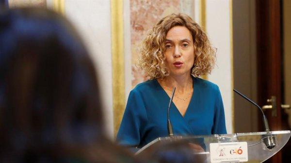Batet delega en el Supremo la suspensión de los presos políticos