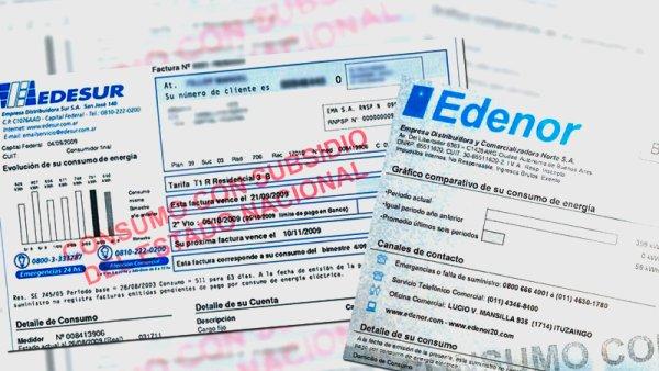 Regalo millonario: les condonan $ 7.000 millones de deuda a Edenor y Edesur
