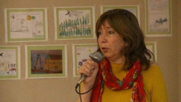 Falleció Ana Zabaloy, maestra luchadora contra las fumigaciones con agrotóxicos en escuelas rurales