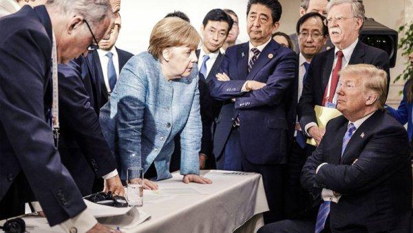 Trump criticó a Europa por devaluar y volvió a presionar por una baja de tasas