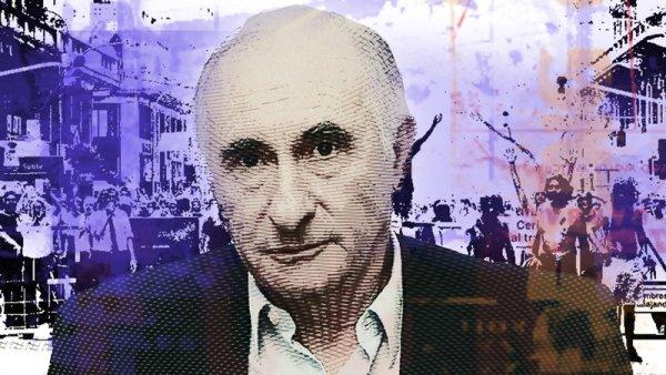 Murió el expresidente argentino Fernando de la Rúa, un símbolo de la crisis de 2001