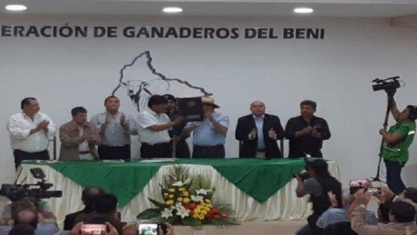 Evo Morales otorga nueva concesión a la agroindustria y autoriza desmonte de bosques para ganadería